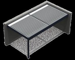 Pergola bioclimatica modulare 2 Adarte Outdoor Format