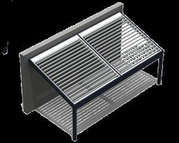 Pergola bioclimatica modulare 5 Adarte Outdoor Format