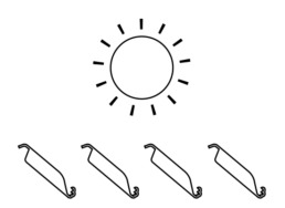 Lamelle pergole eco compatibile - Adarte Outdoor Format