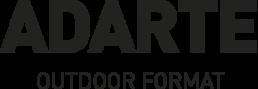 Logo Adarte outdoor format
