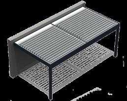 pergola bioclimatica modulare 4 Adarte Outdoor Format