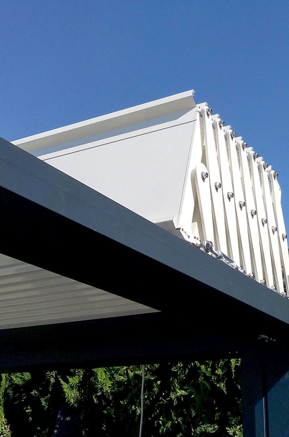 Dimensioni massime Estensione casa Biotermica A301 Open Adarte Outdoor Format