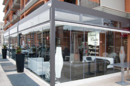 Realizzazione caffetteria Foggia Adarte Outdoor Format